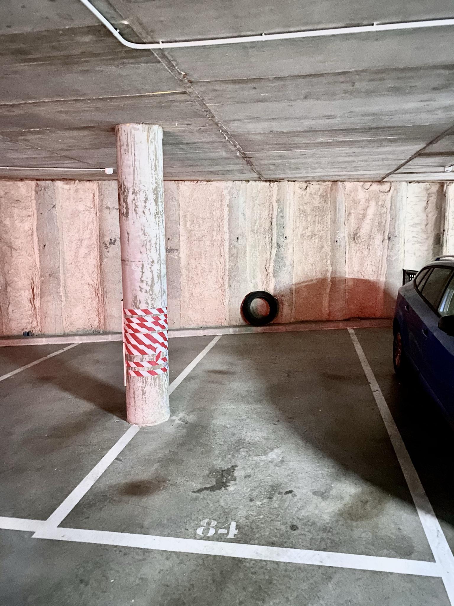 Plaza de garaje